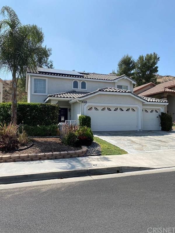28781 Woodside Drive, Saugus, CA 91390 (#SR21098186) :: Montemayor & Associates