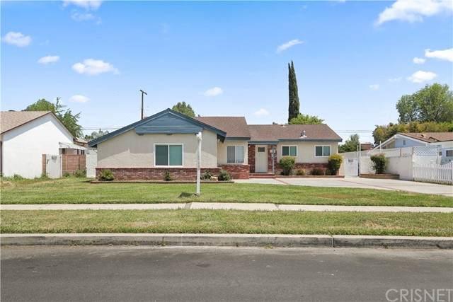 8138 Kelvin Avenue, Winnetka, CA 91306 (#SR21097809) :: Amazing Grace Real Estate | Coldwell Banker Realty
