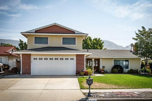 2326 Shreve Avenue, Simi Valley, CA 93063 (#V1-5661) :: Angelo Fierro Group | Compass