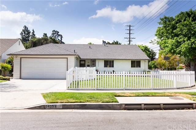 14056 Margate Street, Sherman Oaks, CA 91401 (#SR21090949) :: Montemayor & Associates