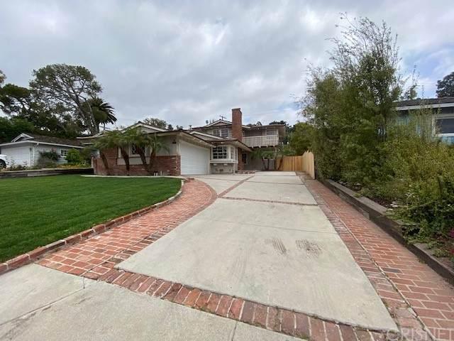 1620 Via Machado, Palos Verdes Estates, CA 90274 (#SR21098925) :: The Parsons Team