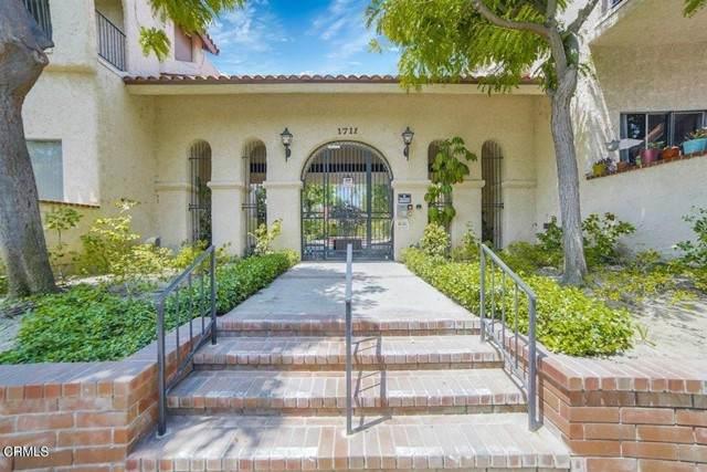 1711 Grismer Avenue #85, Burbank, CA 91504 (#P1-4651) :: Lydia Gable Realty Group