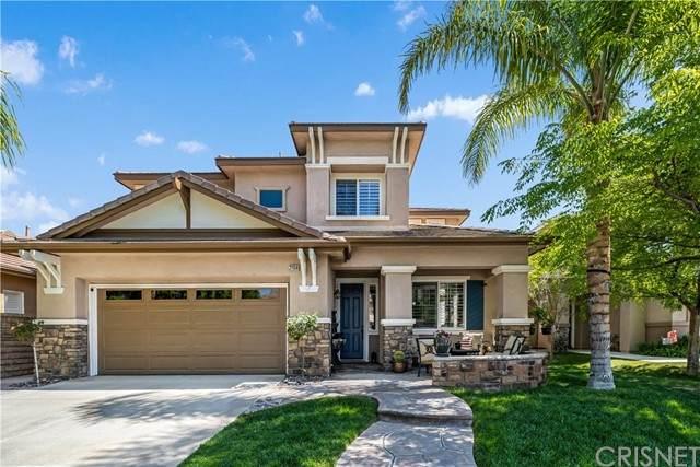 21156 Cross Creek Drive, Saugus, CA 91350 (#SR21098393) :: Montemayor & Associates