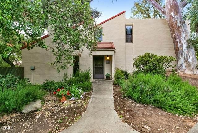 1008 Creekside Way E, Ojai, CA 93023 (#V1-5687) :: Montemayor & Associates