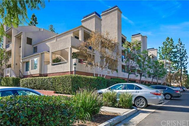 5530 Owensmouth Avenue #131, Woodland Hills, CA 91367 (#SR21099732) :: Lydia Gable Realty Group