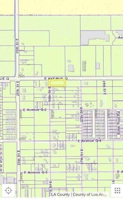 26 Vac/Cor Avenue Q/26Th Ste, Palmdale, CA 93550 (#SR21097765) :: Lydia Gable Realty Group