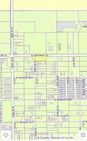 27 Vac/Cor Avenue Q/27Th Ste, Palmdale, CA 93550 (#SR21097863) :: Lydia Gable Realty Group
