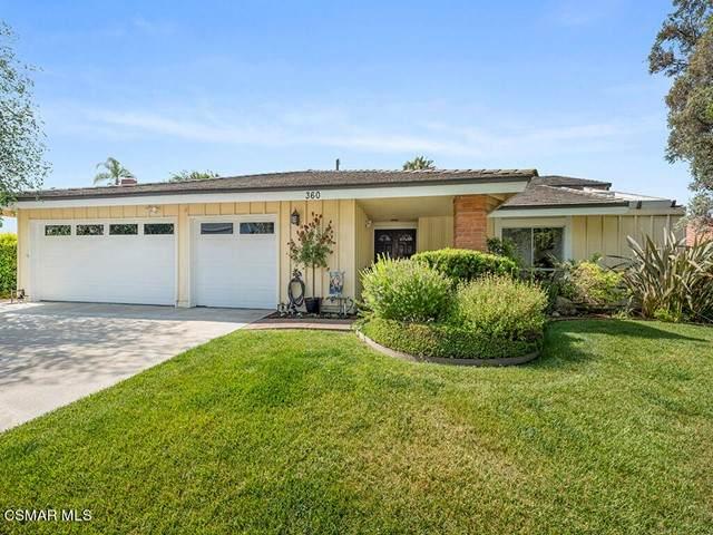 360 Queensbury Street, Thousand Oaks, CA 91360 (#221002491) :: Berkshire Hathaway HomeServices California Properties