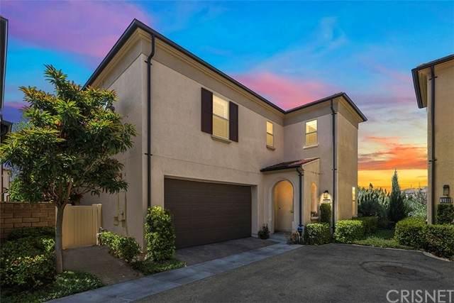 22007 Propello Drive, Saugus, CA 91350 (#SR21099245) :: Montemayor & Associates