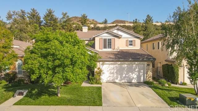 28308 Maitland Lane, Saugus, CA 91350 (#SR21099227) :: Montemayor & Associates