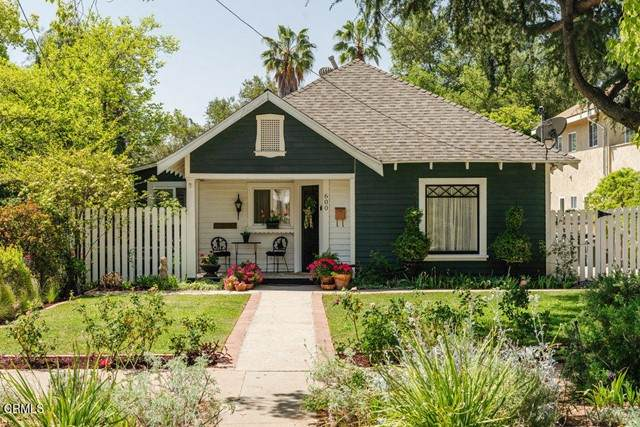 600 E Elizabeth Street, Pasadena, CA 91104 (#P1-4666) :: Berkshire Hathaway HomeServices California Properties