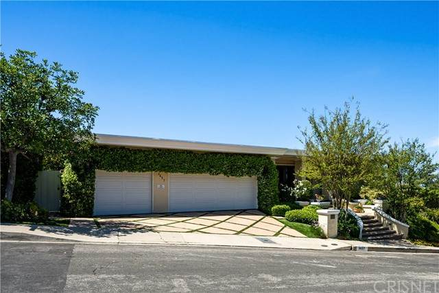 3657 Caribeth Drive, Encino, CA 91436 (#SR21100367) :: Lydia Gable Realty Group