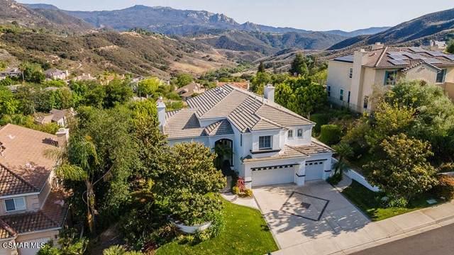 24944 Normans Way, Calabasas, CA 91302 (#221002507) :: Berkshire Hathaway HomeServices California Properties