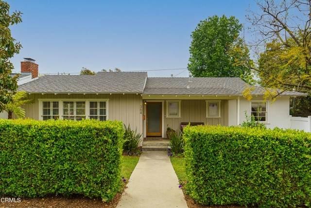 364 E Palm Street, Altadena, CA 91001 (#P1-4685) :: The Grillo Group