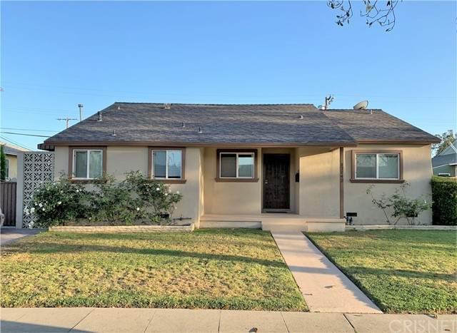 17142 Strathern Street, Lake Balboa, CA 91406 (#SR21099973) :: Berkshire Hathaway HomeServices California Properties