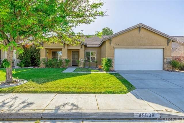 45836 Knightsbridge Street, Lancaster, CA 93534 (#SR21101109) :: Berkshire Hathaway HomeServices California Properties
