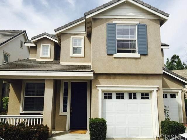 23227 Barnacle Lane, Valencia, CA 91355 (#SR21101063) :: Montemayor & Associates