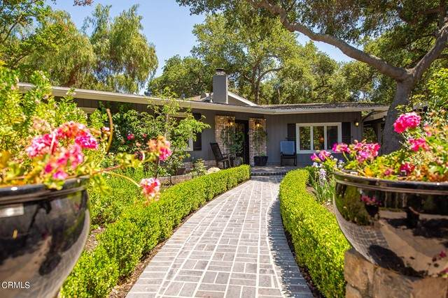 1434 Foothill Road, Ojai, CA 93023 (#V1-5729) :: The Grillo Group