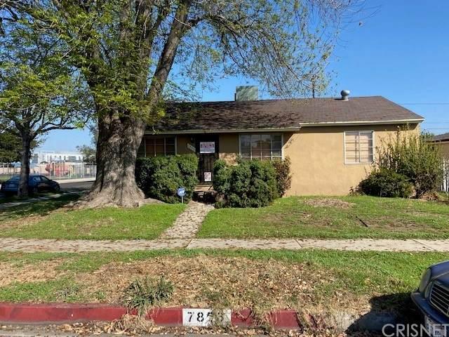 7856 Ranchito Avenue, Panorama City, CA 91402 (#SR21101486) :: The Grillo Group