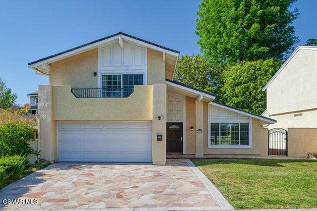 1979 Shady Brook Drive, Thousand Oaks, CA 91362 (#221002530) :: Lydia Gable Realty Group