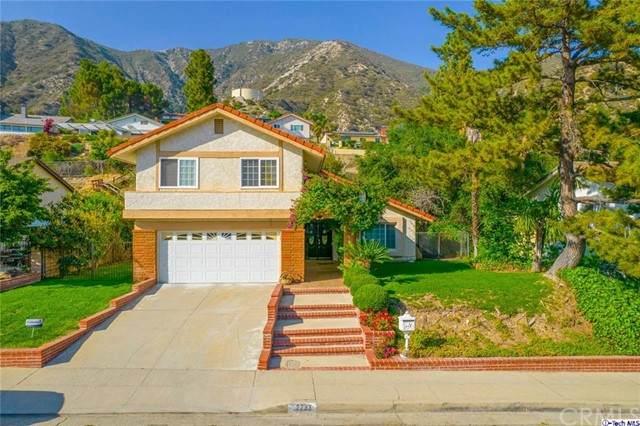 2733 Ridgepine Dr. Drive, La Crescenta, CA 91214 (#320005961) :: Berkshire Hathaway HomeServices California Properties