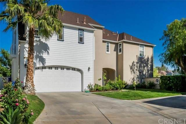 27102 Breakers, Valencia, CA 91355 (#SR21101002) :: Montemayor & Associates