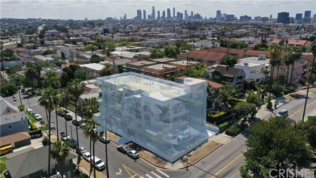 570 N Normandie Avenue, Los Angeles, CA 90004 (#SR21101767) :: TruLine Realty
