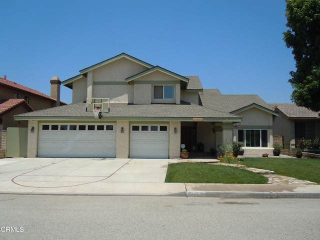 11533 Coralberry Court, Moorpark, CA 93021 (#V1-5740) :: Angelo Fierro Group | Compass