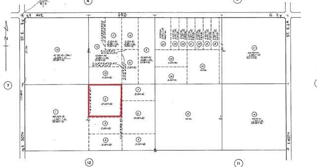 0 33rd St East And Avenue G4, Lancaster, CA 93535 (#SR21101894) :: Montemayor & Associates