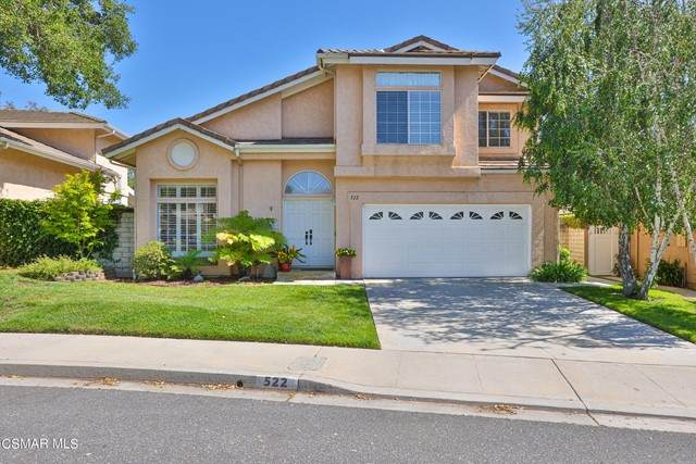 522 Timberwood Avenue, Thousand Oaks, CA 91360 (#221002543) :: Berkshire Hathaway HomeServices California Properties