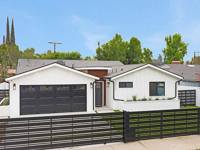 13521 Magnolia Boulevard, Sherman Oaks, CA 91423 (#SR21090351) :: Montemayor & Associates