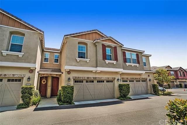 22077 Barrington Way, Saugus, CA 91350 (#SR21100683) :: Lydia Gable Realty Group
