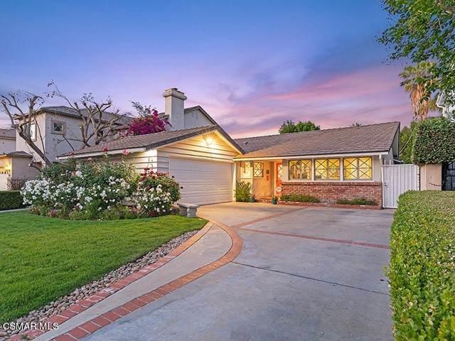 4864 Dempsey Avenue, Encino, CA 91436 (#221002553) :: Montemayor & Associates