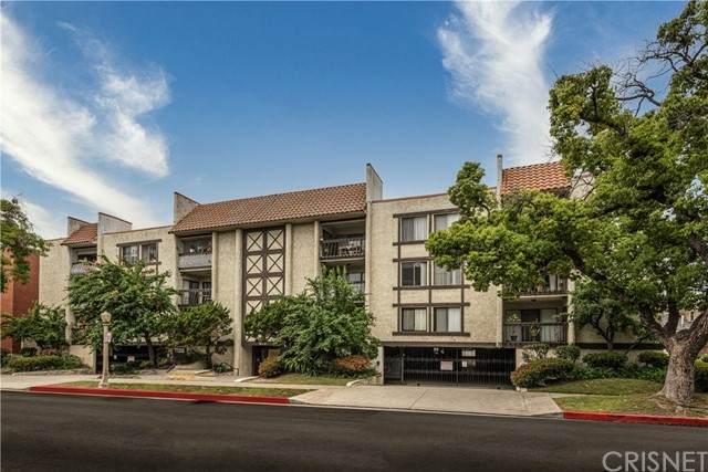 515 N Jackson Street #201, Glendale, CA 91206 (#SR21100576) :: Montemayor & Associates