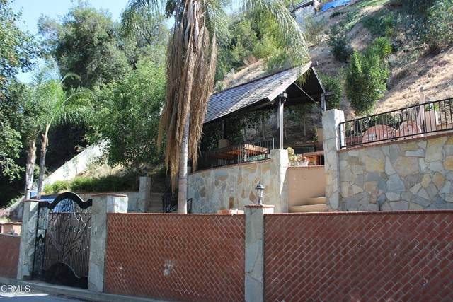 918 Glen Oaks Boulevard, Pasadena, CA 91105 (#P1-4711) :: Berkshire Hathaway HomeServices California Properties