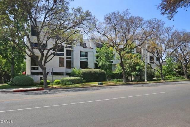 500 E Del Mar Boulevard #33, Pasadena, CA 91101 (#P1-4713) :: Berkshire Hathaway HomeServices California Properties