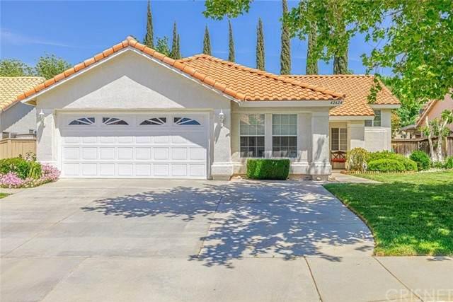 42424 Coronet Court, Lancaster, CA 93536 (#SR21102612) :: Berkshire Hathaway HomeServices California Properties