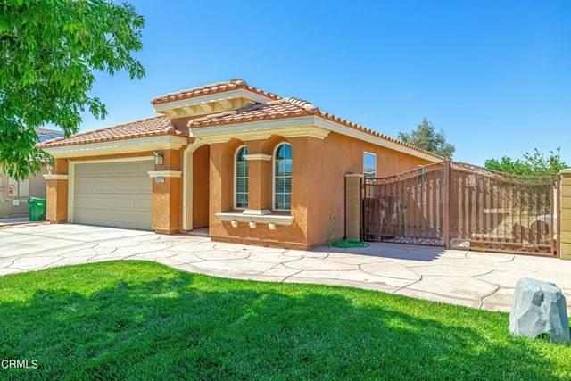 3123 E Norberry Street, Lancaster, CA 93535 (#V1-5765) :: Berkshire Hathaway HomeServices California Properties