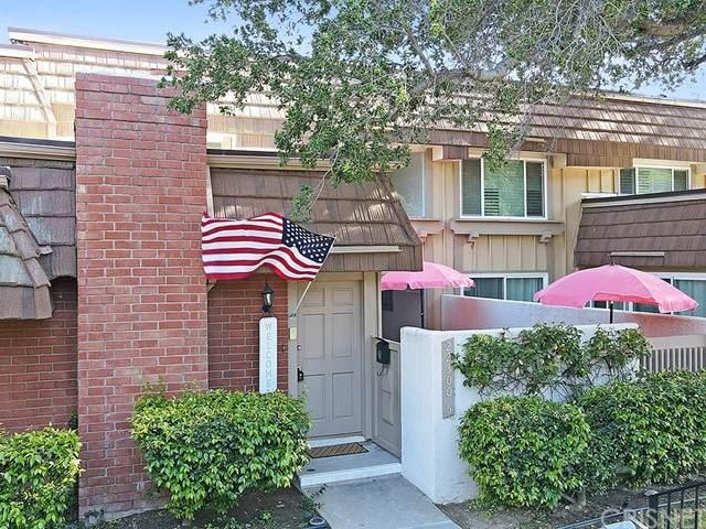 22300 Germain Street #5, Chatsworth, CA 91311 (#SR21102460) :: Lydia Gable Realty Group