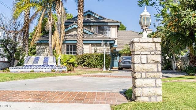 1830 S Mayflower Avenue, Monrovia, CA 91016 (#P1-4716) :: Berkshire Hathaway HomeServices California Properties