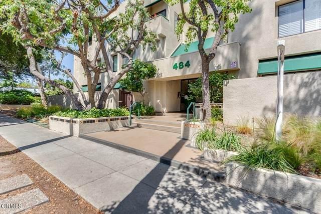 484 S Euclid Avenue #304, Pasadena, CA 91101 (#P1-4717) :: Berkshire Hathaway HomeServices California Properties