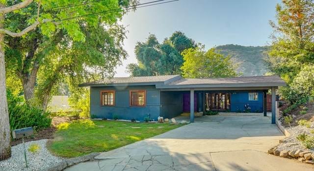 4535 El Prieto Road, Altadena, CA 91001 (#P1-4720) :: Berkshire Hathaway HomeServices California Properties