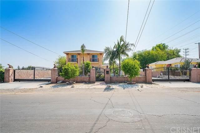 9455 El Dorado Ave, Sun Valley, CA 91352 (#SR21087683) :: Berkshire Hathaway HomeServices California Properties
