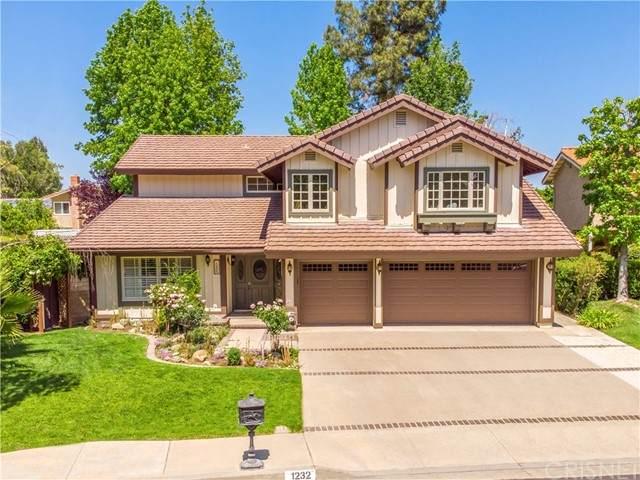 1232 Barclay Court, Westlake Village, CA 91361 (#SR21103122) :: Berkshire Hathaway HomeServices California Properties