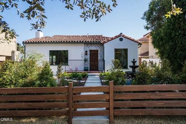 1462 E Del Mar Boulevard, Pasadena, CA 91106 (#P1-4728) :: Berkshire Hathaway HomeServices California Properties