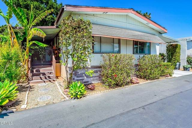 1975 Maricopa Highway #65, Ojai, CA 93023 (#V1-5771) :: Berkshire Hathaway HomeServices California Properties
