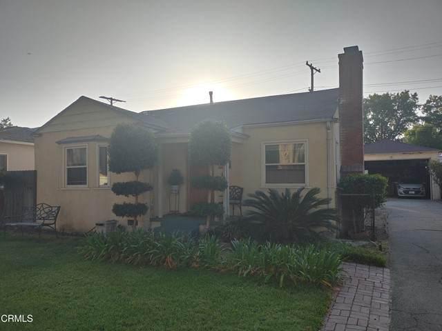 525 Davis Avenue, Glendale, CA 91201 (#P1-4727) :: Berkshire Hathaway HomeServices California Properties