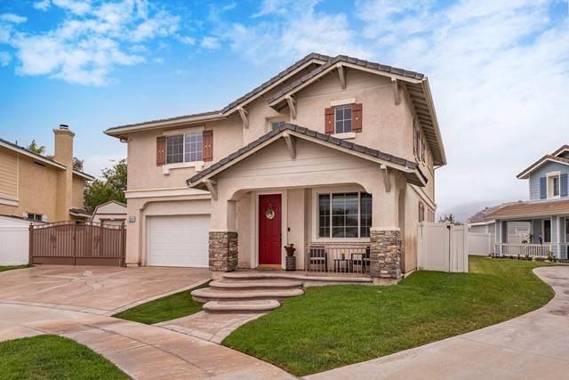 1094 Candelaria Lane, Fillmore, CA 93015 (#V1-5772) :: Berkshire Hathaway HomeServices California Properties