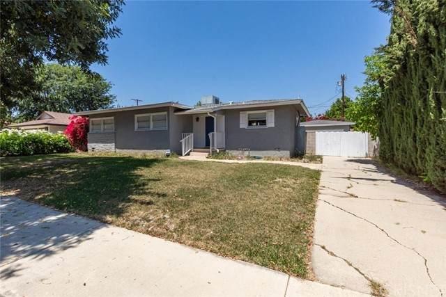 16653 Tulsa Street, Granada Hills, CA 91344 (#SR21103064) :: The Parsons Team