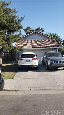 1317 Santiago Court, Bakersfield, CA 93307 (#SR21103926) :: Montemayor & Associates